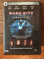 Dark City (DVD) Disc NM Kiefer Sutherland