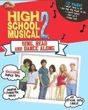 "Disney ""High School Musical"" 2: Sing, Dance and Read Along-"