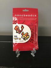 Nanobeads Pokemon Charmander/Fennekin Building Kit 102