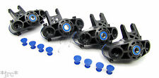 E-MAXX Brushless KNUCKLES 5334 (bearings hubs & boots T-maxx 3.3 Traxxas 3908