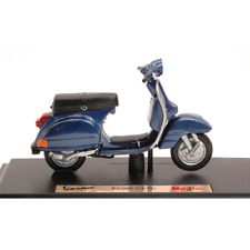 VESPA P150X 1978 BLUE 1:18 Maisto Moto Die Cast Modellino