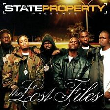 State Property - The Lost Files (CD 2006) New/Sealed