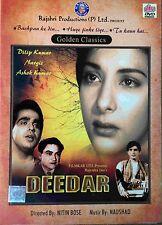Deedar - Dilip Kumar, Nargis - Official Bollywood Movie DVD ALL/0