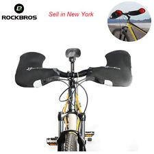 RockBros Winter Windproof MTB Gloves Cycling Handlebar Warm Gloves Black