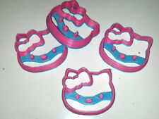 Hello Kitty Cookie Pastry Biscuit Cutter Icing Fondant Baking Bake Kitchen Kawai