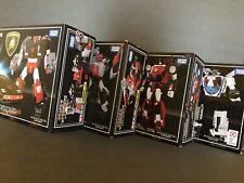 Transformers Masterpiece Lot MP12G, MP14+,MP26,MP20+