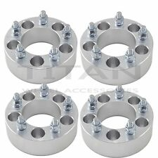 (4) 50mm Wheel Spacers 5x5.5 Fits Dodge Ram 1500 Durango Dakota Trucks SUV