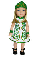 that fit Wellie Wisher Wishers Dolls #484 Green Sandals
