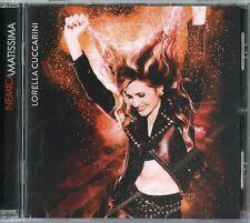 Lorella Cuccarini - Nemicamatissima CD (nuovo album/ disco sealed)