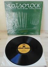 LP BORDINI FERUGLIO CENTAZZO Ratsorock (Ictus 77) Italian avant free jazz prog M