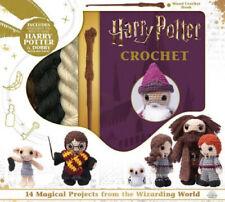 Harry Potter Crochet (Crochet Kits) by Lucy Collin.