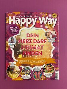 Happy Way Nr.4/20 .. Dein Herz darf Heimat finden .. umgelesen/Neuwertig