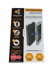 Honeycomb Wireless Portable Charger 5000 mAh & iPhone Wireless Adapter DASH50WC™
