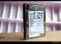 "ST300MM0006 Seagate  300GB 10K.6 2.5"" 6Gbps SAS HARD DRIVE 9WE066 100% Generic"