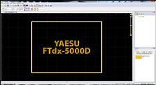 Yaesu FTdx-5000D Ham Radio Amateur Radio Dust Cover