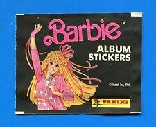Bustina/Packet - figurine-Stickers - BARBIE THE ROCKERS - PANINI 1986 -Piena-New