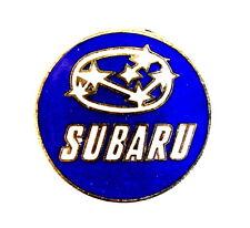 AUTO Pin / Pins - SUBARU LOGO [1284]