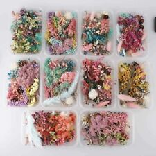 1 Box Dried Flower For Aromatherapy Epoxy Resin Necklace Jewelry Accessories