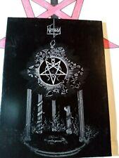 NENUIAL  (DE)  Zwielicht - Schattenwand   A5 DIGI  LTD 34 / 66 Black Metal CD