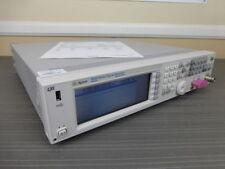 Agilent N5182a 6ghz Signal Generator With 5060121ea1eq654u04untunvunwunz
