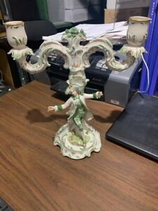 dresden candelabra Two Arms Brand New!!!