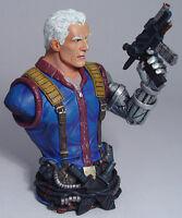 Mutanti Marvel Universe Bust CABLE X-Men X-Force New Mutants Diamond Select Toys