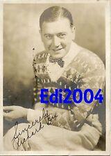 RICHARD DIX Vintage Original Signed AUTOGRAPH 30s Fan Photo & Autograph Clipping