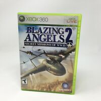 Blazing Angels 2: Secret Missions of WWII - Xbox 360 Game