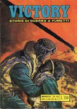 VICTORY STORIE DI GUERRA A FUMETTI ED. ALHAMBRA NUMERO 52
