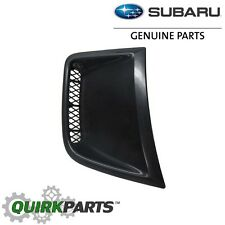 OEM 2008-2014 Subaru Impreza WRX STi Right Bumper Corner Cover NEW 57739FG010