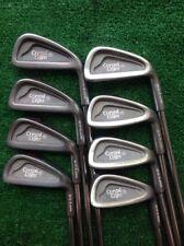 Spalding Crystal Light Iron Set 3-PW Mid Flex Steel Shafts