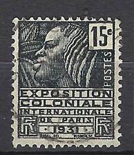 France 1930 Exposition coloniale Yvert n° 270 oblitéré 1er choix (3)