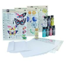 Donna Dewberry One Stroke Nature Card Painting Kit 674273 NEW