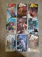 DC Comics The All New ATOM #1-9 NM