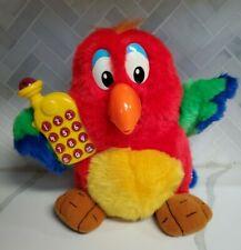 Vtech Mr. Squawky Talking Electronic Learning Plush Parrot Bird