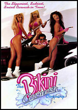 The BIKINI CARWASH COMPANY - 1992 - Kristi Ducati, Rikki Brando - NEW / SEALED