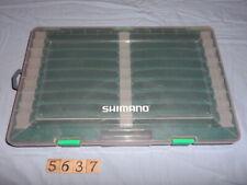 T5637 Ar Green Shimano Lure Storage Tackle Box