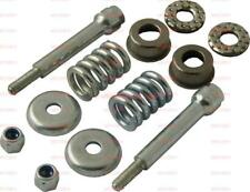 Emk003 Exhaust Front Pipe Kit- Bolts Springs Washers Nuts