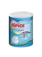 Nipiol 1 Latte polvere 800 grammi