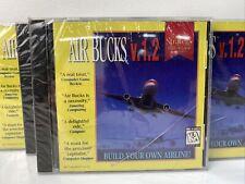 Air Bucks v.1.2 Rare Flight Simulator Amiga PC Game New Factory Sealed DA92984