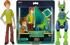 "Scoob! Movie 6"" Action Figure 2 Pack Shaggy and Dynomutt *Free Shipping!"