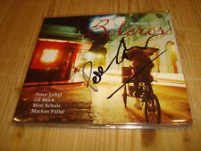 PETER LEHEL & WOLFGANG MEYER Boleros FINETONE CD NEW Signed NEU Signiert