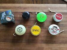 Mixed Lot Yo-yo's