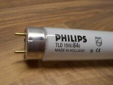 Starter + PHILIPS TLD 15w/840 Made in Holland LeuchtStoffRöhre 43 44 45 cm Lang