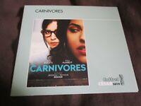 "DVD ""CARNIVORES"" Leila BEKHTI, Zita HANROT"