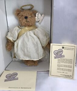 Annette Funicello Angel Bear Gabriel Fully Jointed 13""