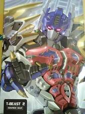 Transformers illustration art Doujinshi T-BEAST #2 (B5 50pages) Kuramochi Zukan