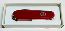 VICTORINOX SWISS ARMY KNIFE RECRUIT #53241 COLLECTIBLE NEW IN BOX