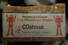 The Chocolate Hippie~Hand Crafted Natural Patchouli and Chocolate Soap