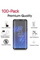 100x Case Friendly Tempered Glass Screen Protector Samsung Galaxy S9 / S9 Plus